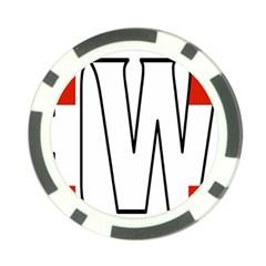 Switzerland 3 Poker Chip 10 Pack