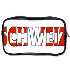 Switzerland 3 Travel Toiletry Bag (one Side)