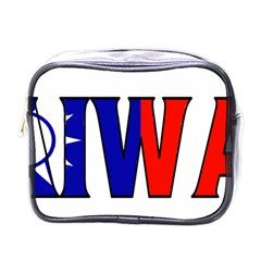 Taiwan Mini Travel Toiletry Bag (One Side)