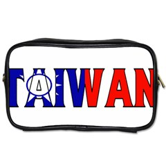 Taiwan Travel Toiletry Bag (One Side)
