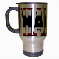 Thailand Travel Mug (Silver Gray)