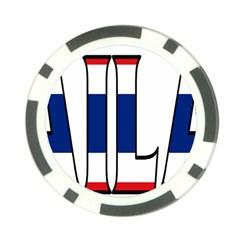 Thailand Poker Chip