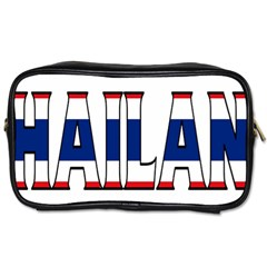 Thailand Travel Toiletry Bag (One Side)