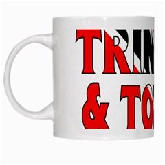 Trinidad White Coffee Mug
