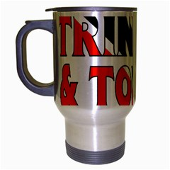 Trinidad Travel Mug (silver Gray)