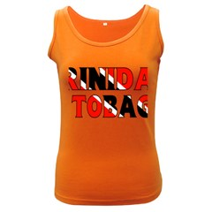 Trinidad Womens  Tank Top (Dark Colored)