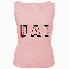 Uae Womens  Tank Top (pink)