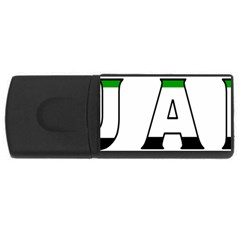 Uae 1GB USB Flash Drive (Rectangle)