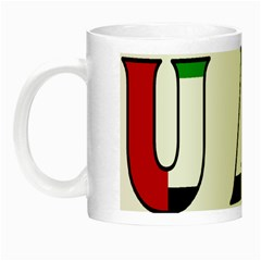 Uae Glow in the Dark Mug