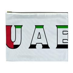 Uae Cosmetic Bag (XL)