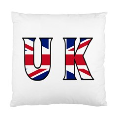 Uk Cushion Case (One Side)