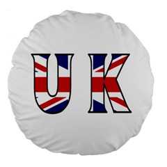 Uk 18  Premium Round Cushion