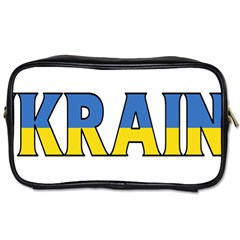 Ukraine Travel Toiletry Bag (One Side)