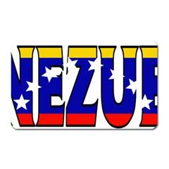 Venezuela Magnet (Rectangular)