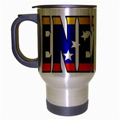 Venezuela Travel Mug (Silver Gray)