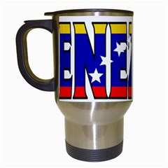Venezuela Travel Mug (white)