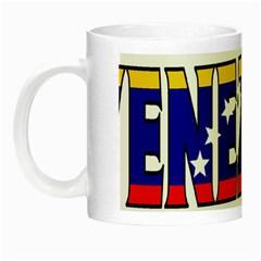 Venezuela Glow In The Dark Mug