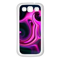 L226 Samsung Galaxy S3 Back Case (White)