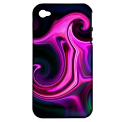 L226 Apple Iphone 4/4s Hardshell Case (pc+silicone)