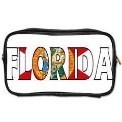 Florida Travel Toiletry Bag (One Side)