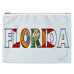 Florida Cosmetic Bag (XXL)