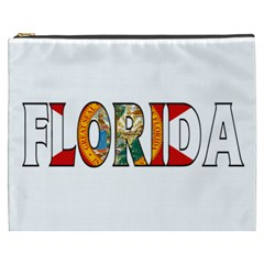 Florida Cosmetic Bag (XXXL)