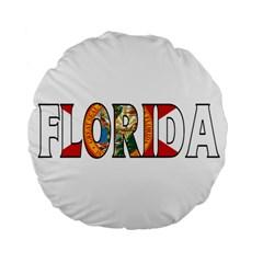 Florida 15  Premium Round Cushion