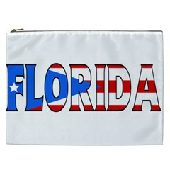 Florida P Rico Cosmetic Bag (XXL)
