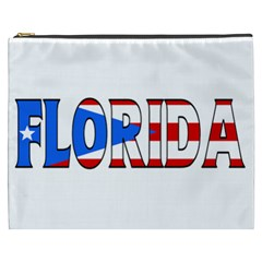 Florida P Rico Cosmetic Bag (XXXL)