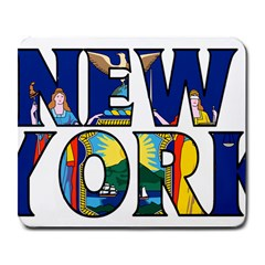 New York Large Mouse Pad (Rectangle)