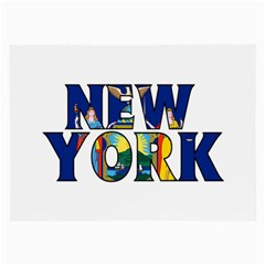 New York Glasses Cloth (Large)
