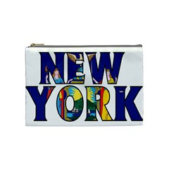 New York Cosmetic Bag (medium)