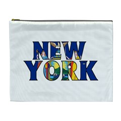 New York Cosmetic Bag (XL)