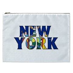 New York Cosmetic Bag (xxl)