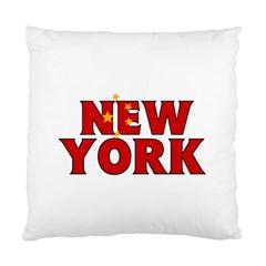New York China Cushion Case (one Side)