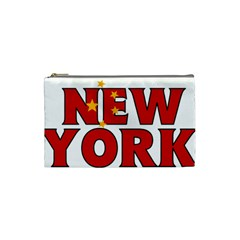 New York China Cosmetic Bag (Small)