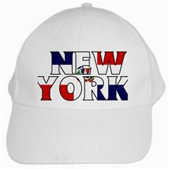 New York Dr White Baseball Cap