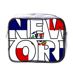New York Dr Mini Travel Toiletry Bag (One Side)