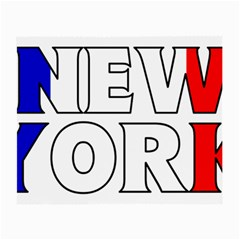 New York France Glasses Cloth (Small)