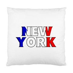 New York France Cushion Case (One Side)