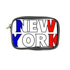 New York France Coin Purse