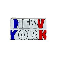 New York France Cosmetic Bag (small)