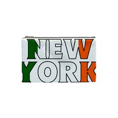 New York Ireland Cosmetic Bag (Small)