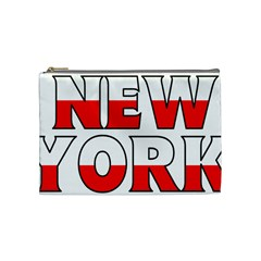 New York Poland Cosmetic Bag (Medium)