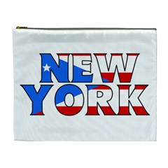 New York Pr Cosmetic Bag (XL)