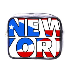 New York Pr Mini Travel Toiletry Bag (One Side)