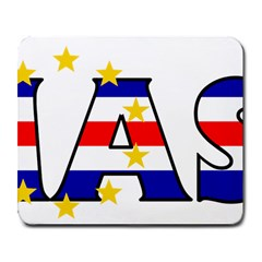 Mass Cape Verde Large Mouse Pad (Rectangle)