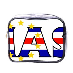 Mass Cape Verde Mini Travel Toiletry Bag (one Side)