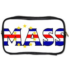 Mass Cape Verde Travel Toiletry Bag (one Side)