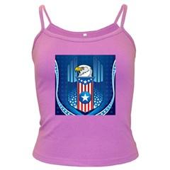 American Eagle Top (Color)